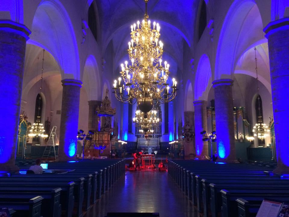 HH Kristinekyrkan Falun 2015
